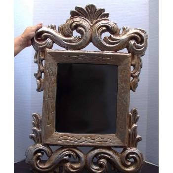 Jaru Chalkware Mirror