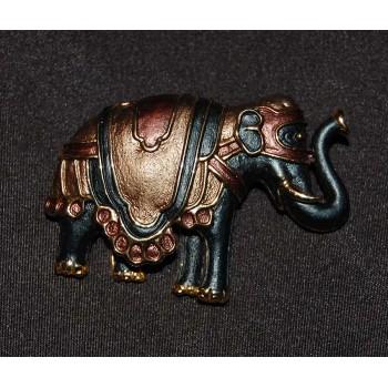 Asian Elephant Pin